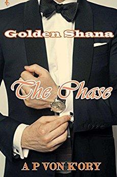 Golden Shana cover