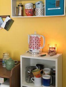 My electric kettle, my friend