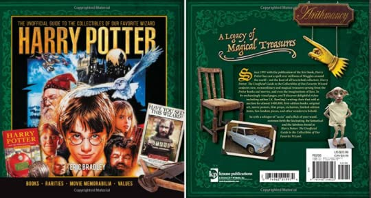 Image result for Harry Potter - The Unofficial Guide to the Collectibles of Our Favorite Wizard