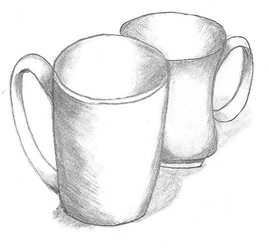 Wonky mugs