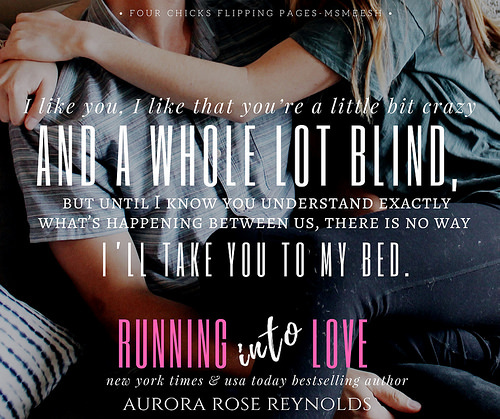 #RunningIntoLove