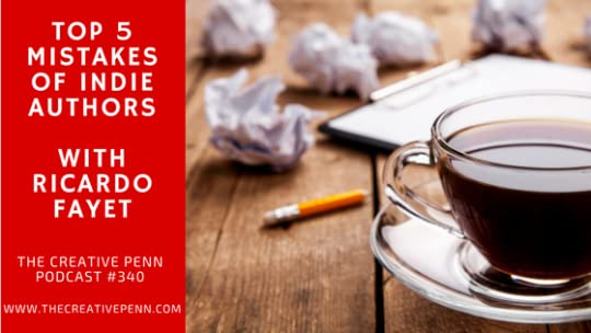 mistakes of indie authors