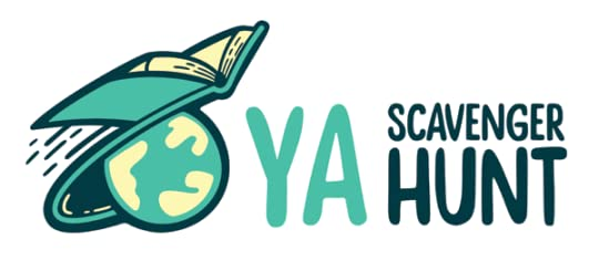 YA Scavenger hunt logo