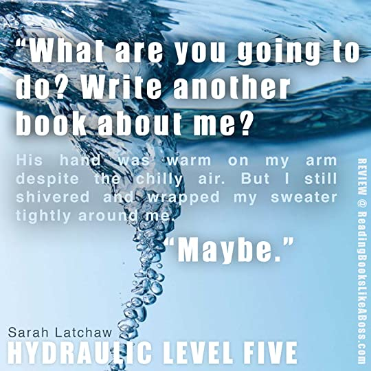 Hydraulic Level Five by Sarah Latchaw