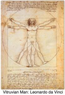 Leonardo-da-Vinci's-Vitruvian-Man