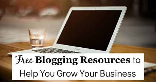 With all of the paid resources out there, it's nice to know there are still lots of free blogging resources available too.