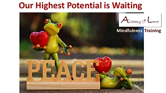 peace humanity highest potential is waiting by Nataša Pantović