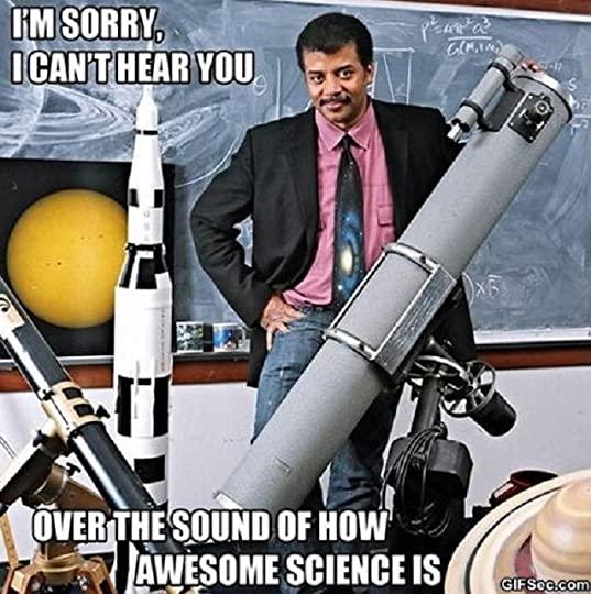 Astrophysics tyson