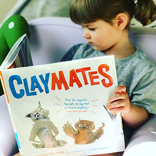 https://thebabybookwormblog.wordpress.com/2017/10/16/claymates-dev-petty/