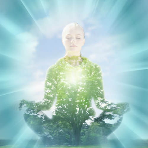 Energy grounding and psychic shielding