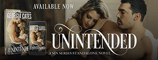 Unintended Release Day Banner