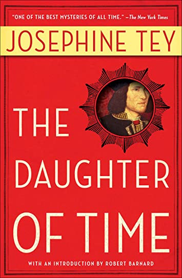 the analysis of political power in the daughter of time by josephine tey