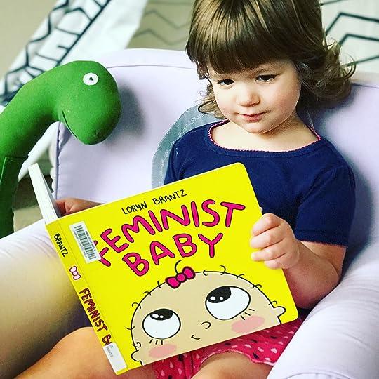 https://thebabybookwormblog.wordpress.com/2017/09/06/feminist-baby-loryn-brantz/