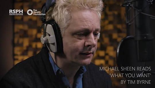 Michael Sheen Reading Tim Byrne's winning story