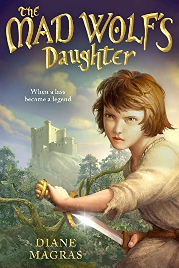 Mad Wolf's Daughter cover
