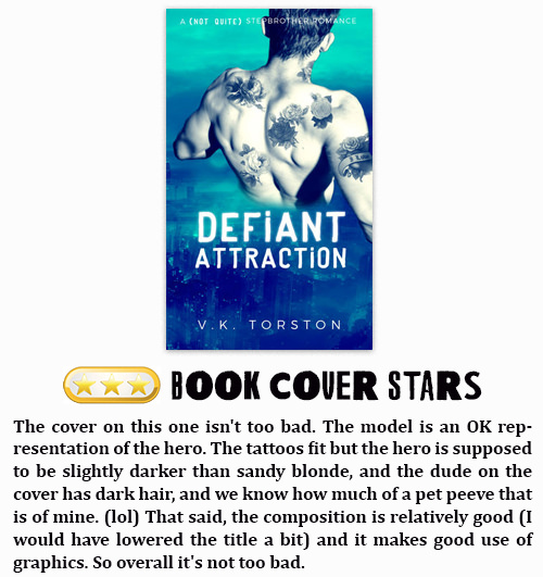 Defiant Attraction by V K  Torston