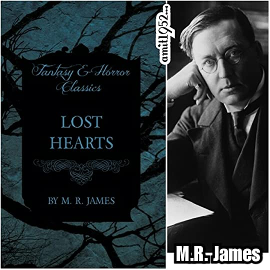 lost hearts mr james