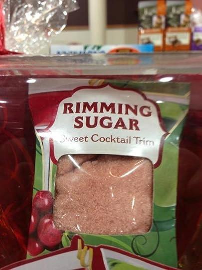 rimming sugar