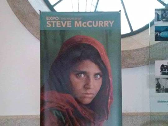 Most Of The Iconic Color Photographs By McCurry Were There In Big Format Also Some From His Work 1970s Black And White