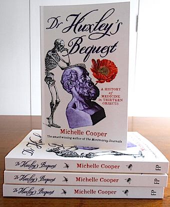 'Dr Huxley's Bequest' paperbacks