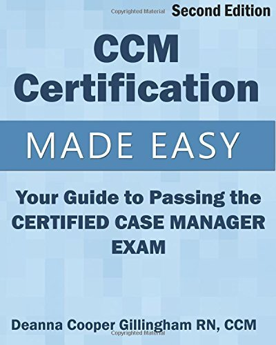 S Second Case Management Certification - Free Proxy