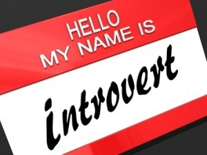 name tag label with name introvert