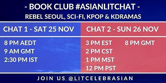 Lit CelebrAsian Book Club - Announcements: Book Club Pick: Rebel