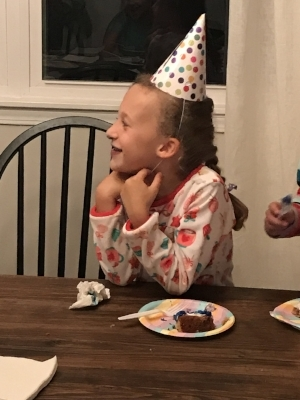 Kate's 8th birthday party!