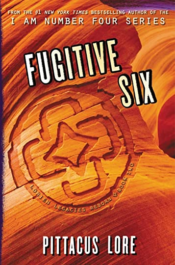 Fugitive Six by Pittacus Lore