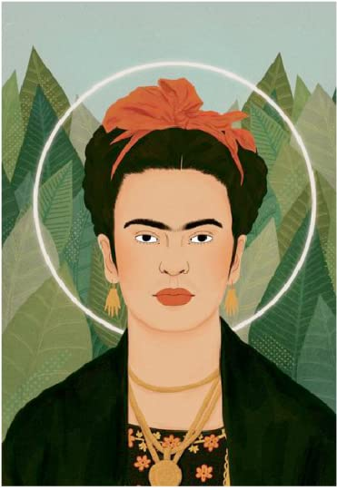 The Little Book of Feminist Saints 8-- bookspoils