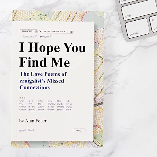 I Hope You Find Me Book
