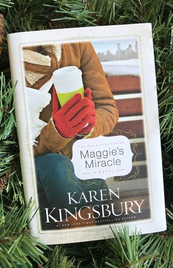 Maggies Christmas Miracle.Karen Kingsbury S Blog Maggie S Christmas Miracle On