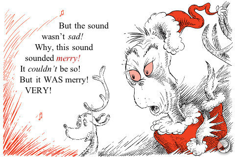 The Grinch Who Stole Christmas Book.How The Grinch Stole Christmas By Dr Seuss