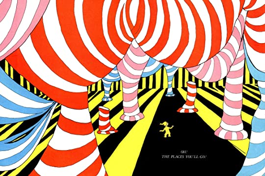 Oh The Places Youll Go By Dr Seuss