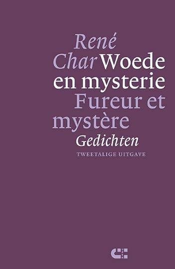 Fureur Et Mystère By René Char