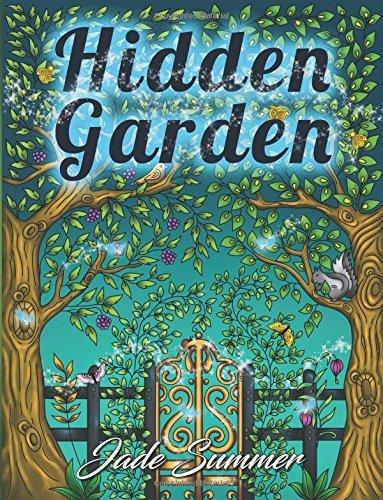 Download Link Hidden Garden Coloring Enchanted Patternspdf