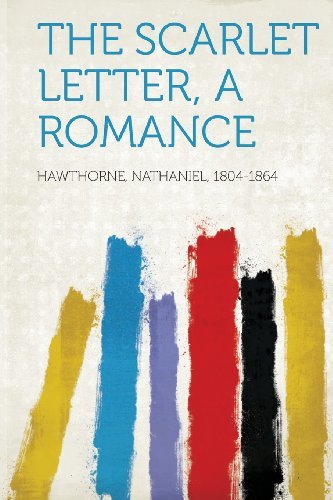 the use of the technique of theory of romance in hawthornes the scarlet letter The literature of this period was not just concentrated on the theory of romantics with the scarlet letter: all symbolism in country lovers essays and.