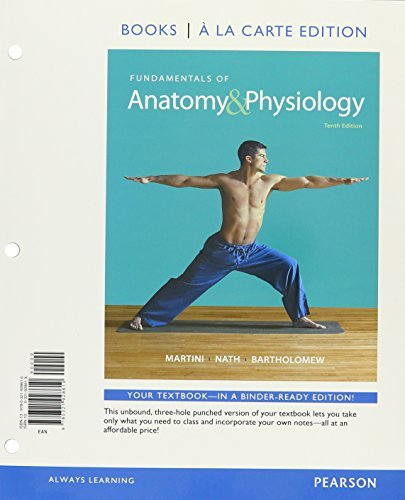 56100426 - D0WNLOAD Fundamentals of Anatomy & Physiology, Books a la ...