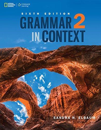 32101725 d0wnload grammar in context 2 pdfaudiobook by sandra n grammar in context 2 fandeluxe Gallery