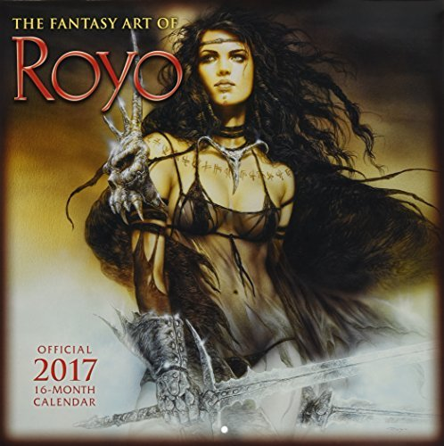46101123 d0wnload the fantasy art of luis royo 2017 wall the fantasy art of luis royo 2017 wall calendar voltagebd Choice Image
