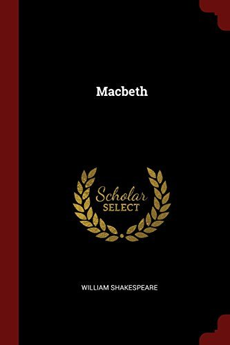 Macbeth By William Shakespeare Pdf