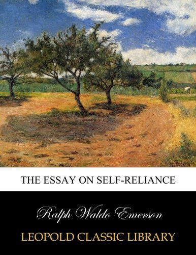 bxtmh dwnload the essay on self reliance pdf audiobook by  the essay on self reliance