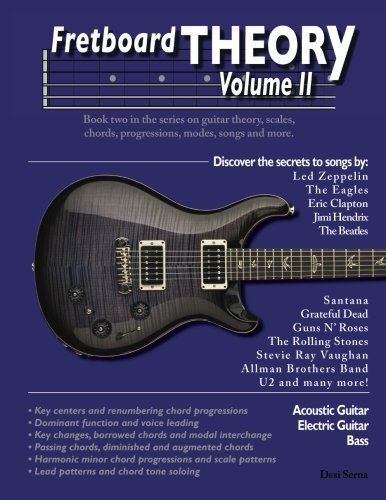 1508928746 D0wnload Fretboard Theory Volume Ii Pdfaudiobook By