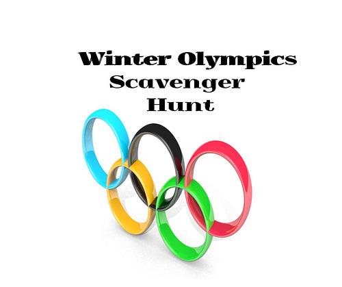 Olympic Scavenger (1)