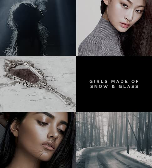 Resultado de imagen para girls made of snow and glass