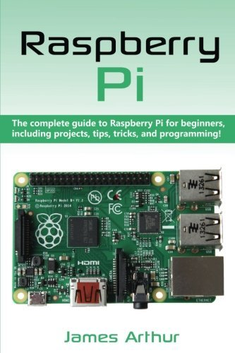 eBook - D0WNL0AD Raspberry Pi PDF/AUDIOBOOK By James Arthur (showing ...