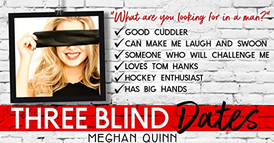 Blind dating funny guys