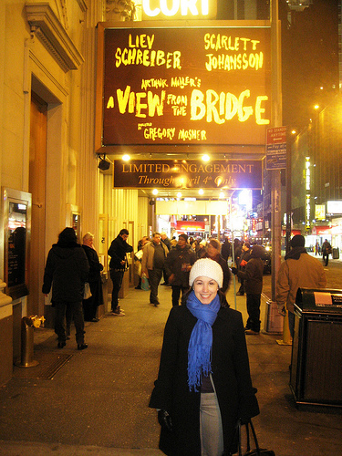 Broadway: View from the Bridge 2010