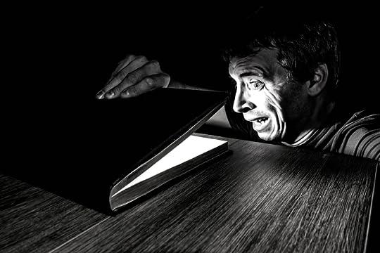 Image result for reading horror