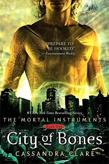 Amazon.com: City of Bones (Mortal Instruments) (9781416914280): Clare, Cassandra: Books